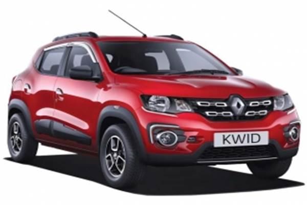 Renault Kwid. Versi mobil listrik akan dikembangkan di China. - Renault