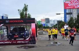 Honda Dukung Lomba Lari Sebagai Gaya Hidup Sehat