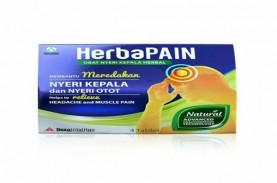 Dexa Medica Kembangkan Obat Sakit Kepala Herbal