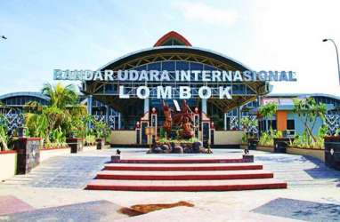 Sempat Dibuka, Bandara Lombok Kembali Ditutup