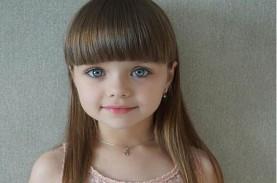 Ini Foto-foto Anastasiya Knyazeva, Anak Tercantik…
