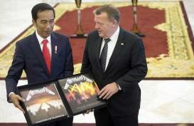 Album Metallica Untuk Presiden Jokowi