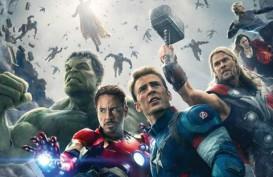 Karakter Marvel Lebih Hidup di Teknologi AR