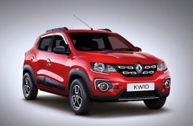 PASAR MOBIL OKTOBER: Tiga Model Topang Penjualan Renault