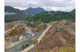 Akhir November, Progres Fisik Pembangunan Infrastruktur Kementerian PUPR Mencapai 79,12%