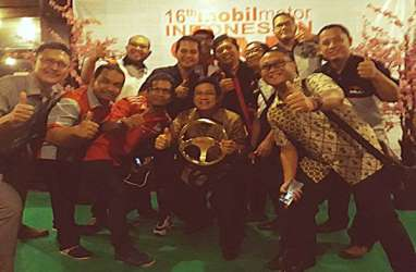 Toyota Boyong 4 Penghargaan Indonesia Car of The Year 2017