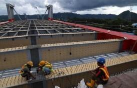Bentang Utama Jembatan Holtekamp Siap Dikapalkan ke Jayapura