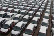 Penjualan Mobil China Naik Drastis