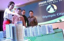 Proyek Olympic City, CSIS Gandeng Kontraktor China