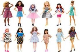 Boneka Barbie Ternyata Paling Banyak Diproduksi di…