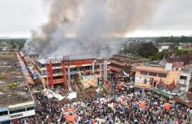 Kebakaran Pasar Atas Bukittinggi, 10 Asuransi Tanggung Klaim 104 Polis