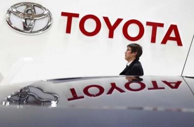 Toyota Terpeleset di China