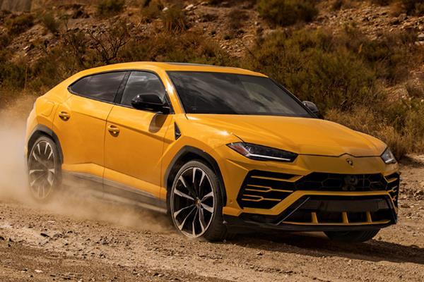 Lamborghini Urus - www.lamborghini.com