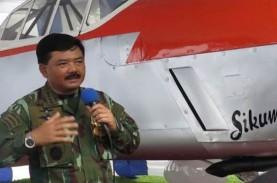 UJI KELAYAKAN CALON PANGLIMA TNI : Marsekal Hadi Tjahjanto…