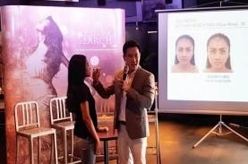 Ini Perempuan Indonesia dengan Struktur Wajah yang…