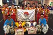 Sabet Juara II di Kejurnas, Barongsai Kaltara Siap ke Malaysia & China