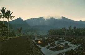 Gunung Galunggung Meletus, Hoax kata BNPB