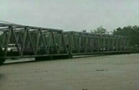 Bantul Banjir, 15 Jembatan Roboh Diterjang Luapan Sungai