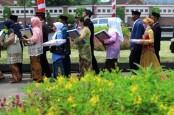 DKI Gelar Nikah Massal 534 Pasang Pengantin di Malam Tahun Baru