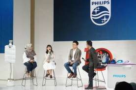 Phillips Indonesia Kenalkan Kampanye Makanan Sehat…