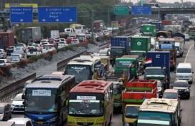 15 Bus Uji Coba Lajur Khusus Angkutan Umum di Tol Cikampek–Jakarta