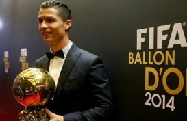 FORBES: Cristiano Ronaldo Atlet Bayaran Tertinggi Di Dunia