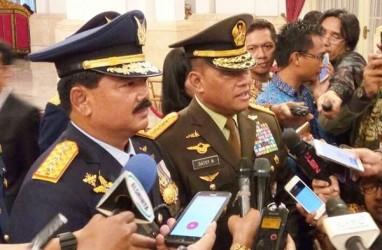 PELANTIKAN PANGLIMA TNI : TNI Jaga Netralitas, Solid Bersama Polri