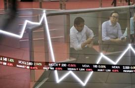 Investor Asing Aksi Jual Saham Rp2,48 Triliun Dalam Sepekan