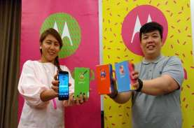 Motorola Bidik Pasar Smartphone di Bawah Rp4 Juta
