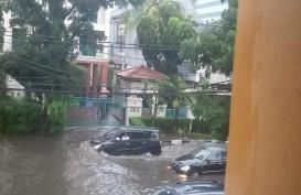 Titik-titik Lokasi Banjir di Jakarta