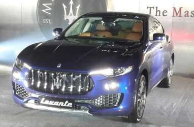 SUPERCAR SUV : Maserati Levante Kejar Volume