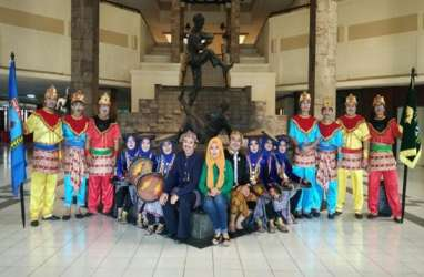 Warga Kudus Perantauan Promosikan Potensi Seni Budaya Daerahnya