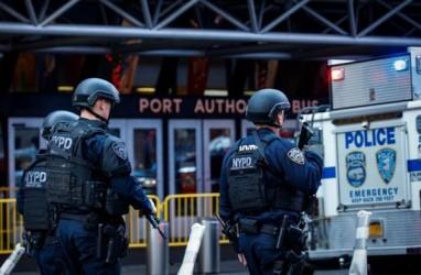 New York Diguncang Ledakan, Pelaku Merakit Bom Sendiri