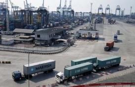JICT Terima Lagi Layanan Baru Kapal Peti Kemas MV Navios