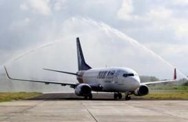 Nam Air Buka Tiga Rute Penerbangan Domestik Baru