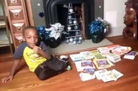 Bocah Ajaib Ini Berhasil Baca 100 Buku dalam Waktu…