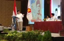 PILGUB JATENG 2018: Prabowo Tunjuk Sudirman Said Maju Gelanggang