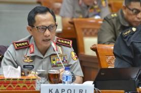 Pelaku Bom Panci Bandung, Hanif, Ditangkap di Malaysia