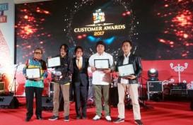 Bisnis Indonesia Raih IPC IKT Customer Award 2017