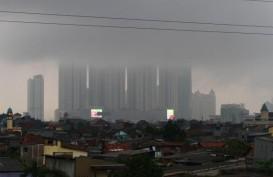 CUACA JABODETABEK 16 DESEMBER: Hujan Petir dan Angin Kencang di Jakarta, Bogor, Depok dan Tangerang