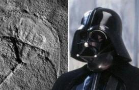 Fosil Kepiting 245 Juta Tahun Ini Dinilai Mirip Darth Vader, Benarkah?