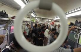 Jumlah Penumpang KRL di Stasiun Juanda dan Gondangdia Naik 193,5%
