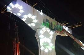 JALAN TOL LAYANG : Konstruksi Japek II Dipacu
