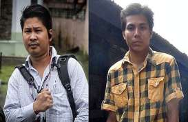 Dua Wartawan Reuters Ditahan Myanmar, Dunia Internasional Tuntut Pembebasan