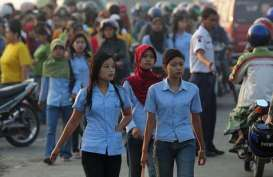 Berapa Besar Proyeksi Penaikan Upah Riil Tahun Depan di Indonesia?