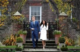 Meghan Markle Senang Pangeran Harry Berhenti Merokok Sebelum Nikah