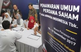Jasa Armada Indonesia (IPCM) Listing 22 Desember