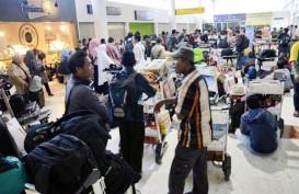 Penurunan Penumpang di Bandara Lombok bukan karena Gunung Agung