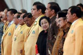 Empat Tahun Miliki Lima Ketua Umum, Wapres JK : Golkar…