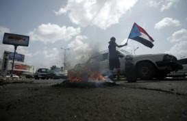 Arab Saudi Tahan Serangan Misil Houthi
